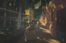 На праздник. 1992. Холст, масло. 120х180 см. Коллекция Фонда Марджани